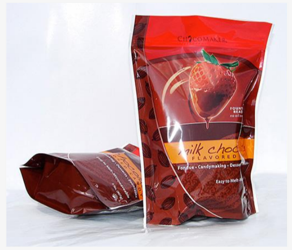 Full Customized Flexible Packaging for Chocolate