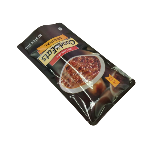 Hot seal High Barrier Multi-layer Plastic Retort Pouch