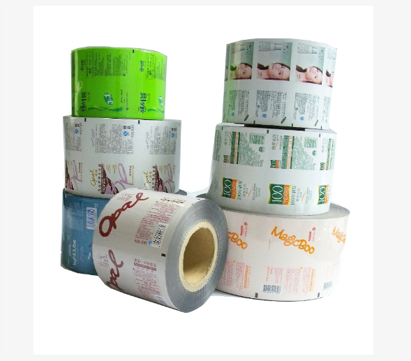 Milk Packaging Roll Film
