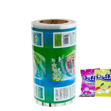 Printed Laminating Rolls | Detergent Pouch